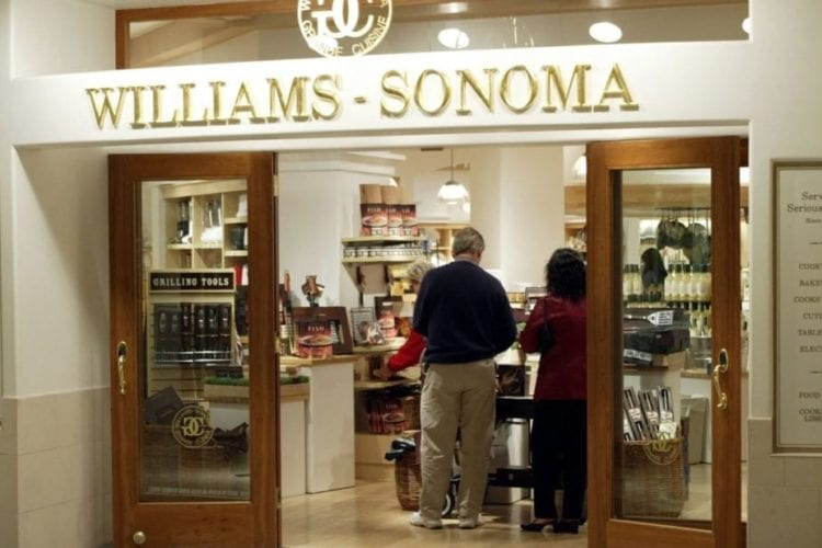 Williams Sonoma Beats Expectations On Lower Earnings