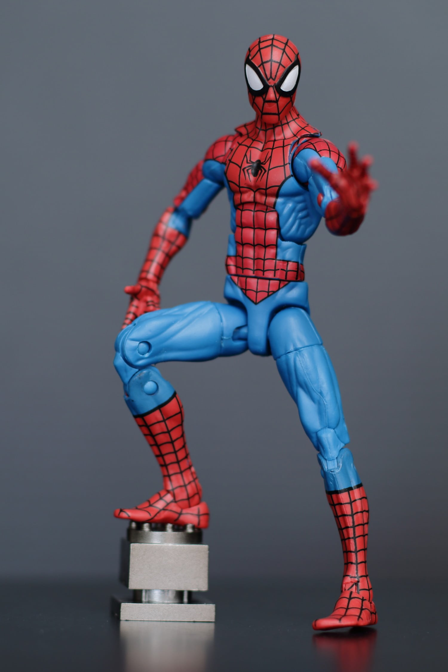 spiderman figure photo