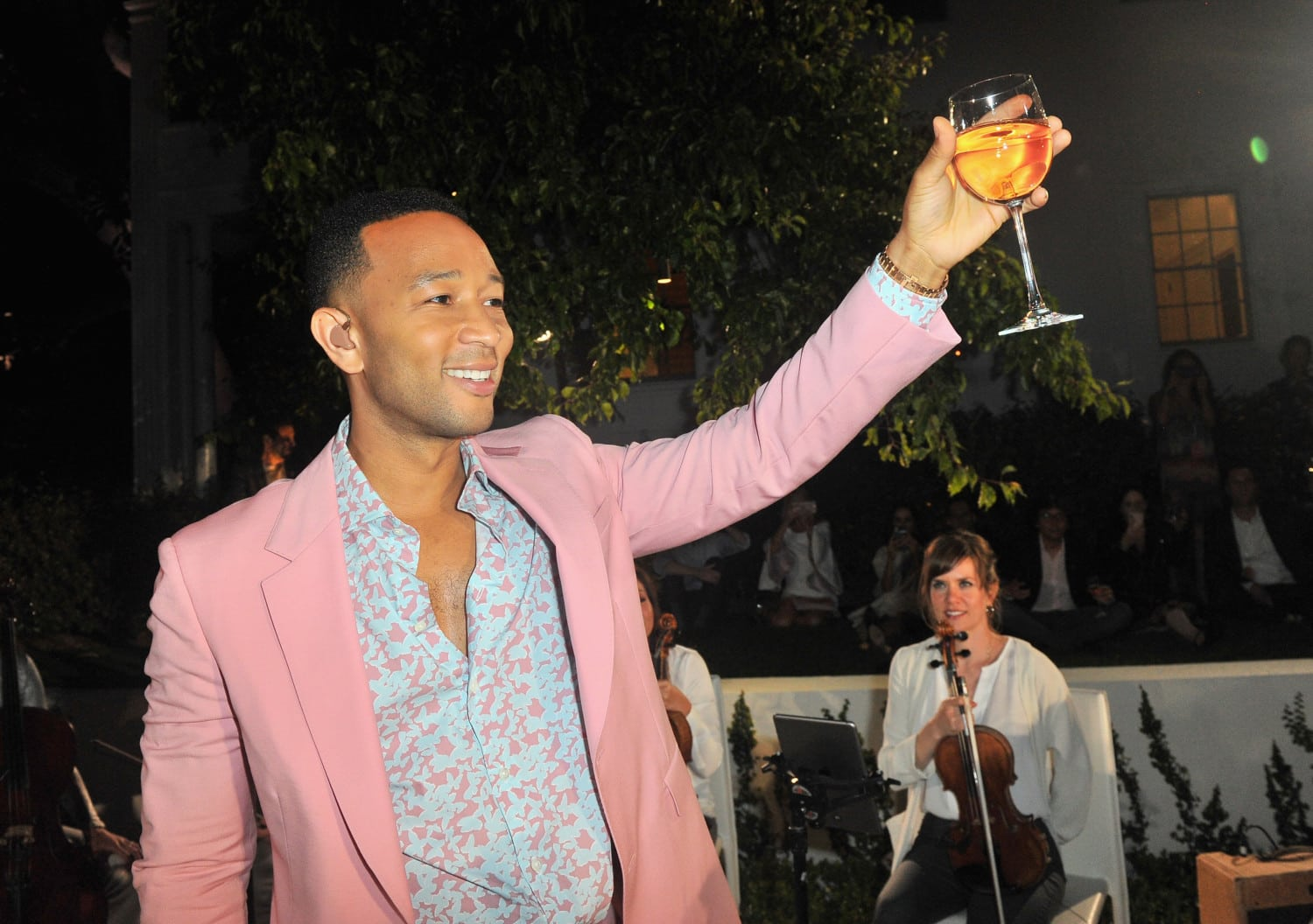 john legend lve photo