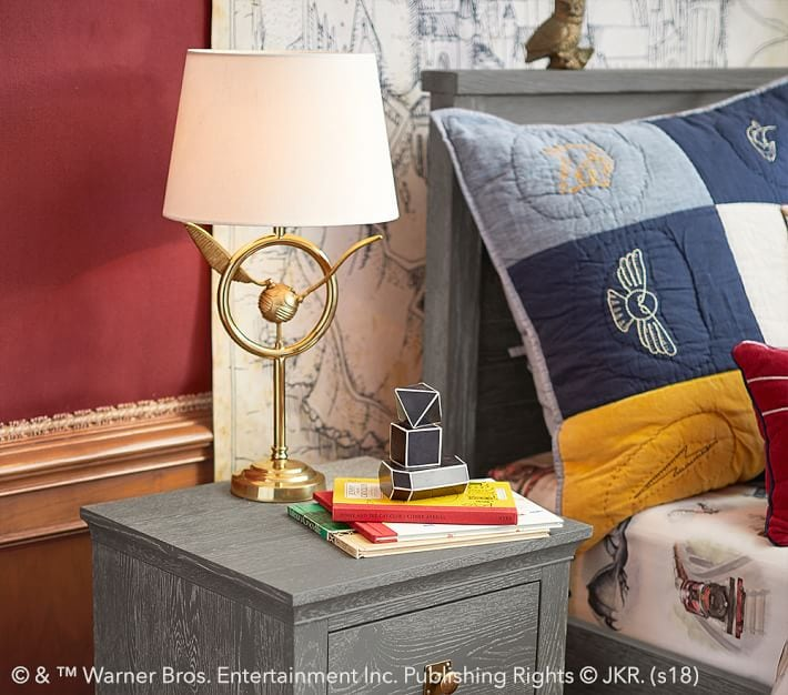 Pottery Barn Has A New Line Of Harry Potter Decor Simplemost