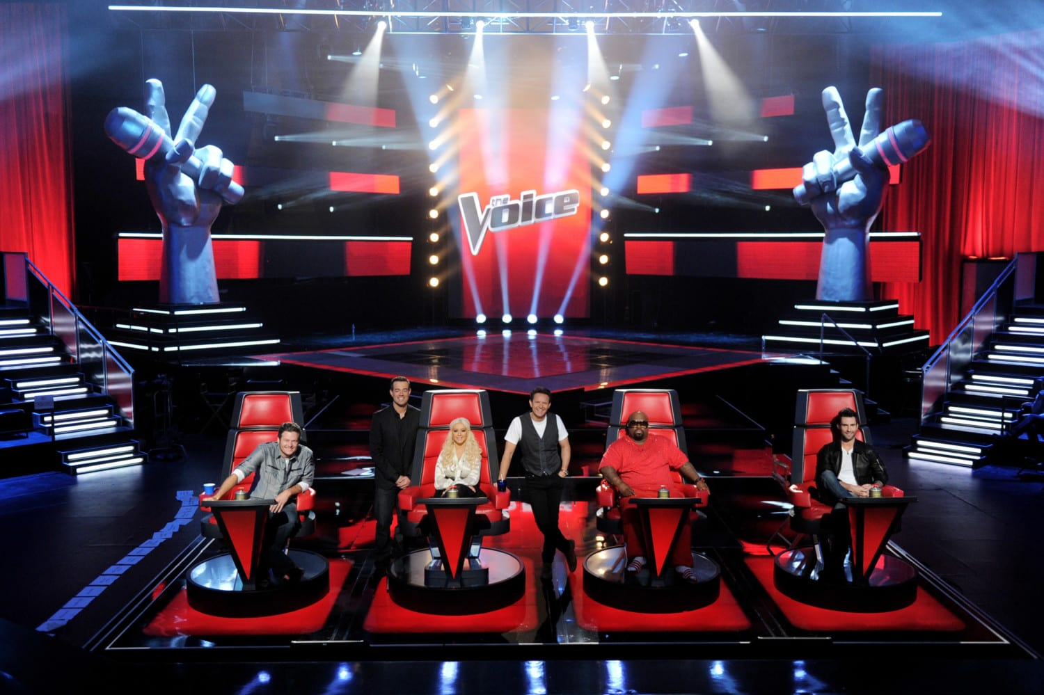 the voice photo