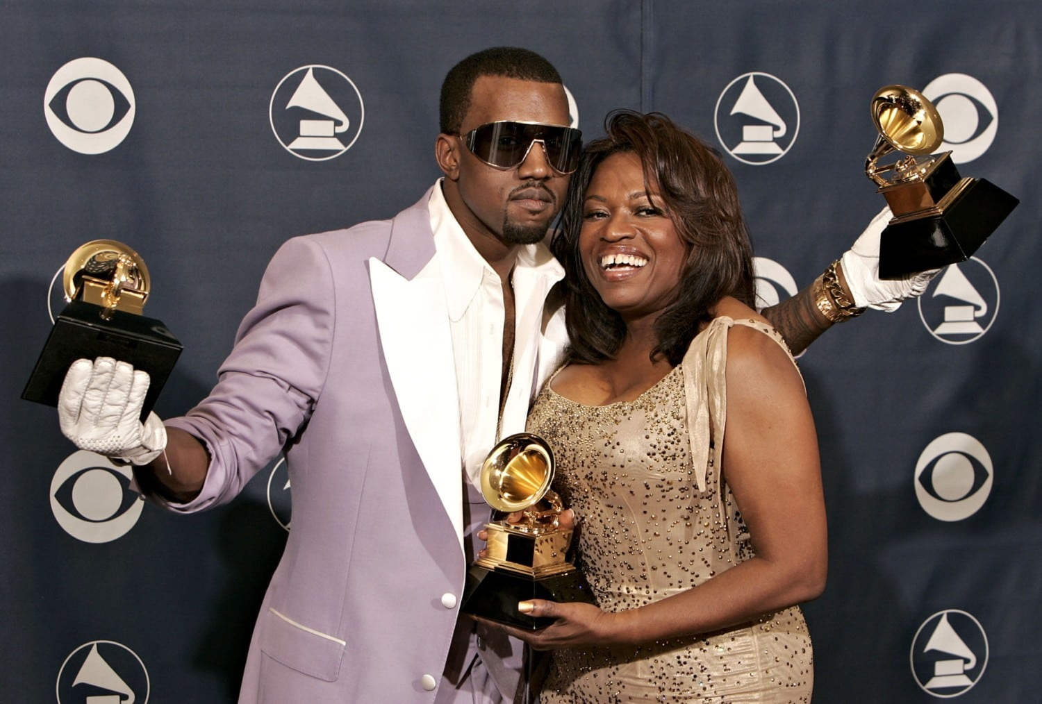 donda west photo