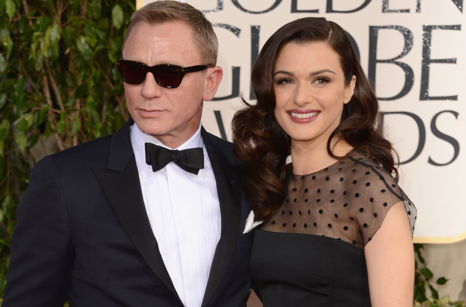 Rachel Weisz and Daniel Craig photo