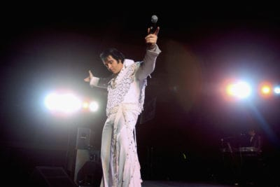Elvis Friends and Fans Gather in Palm Springs