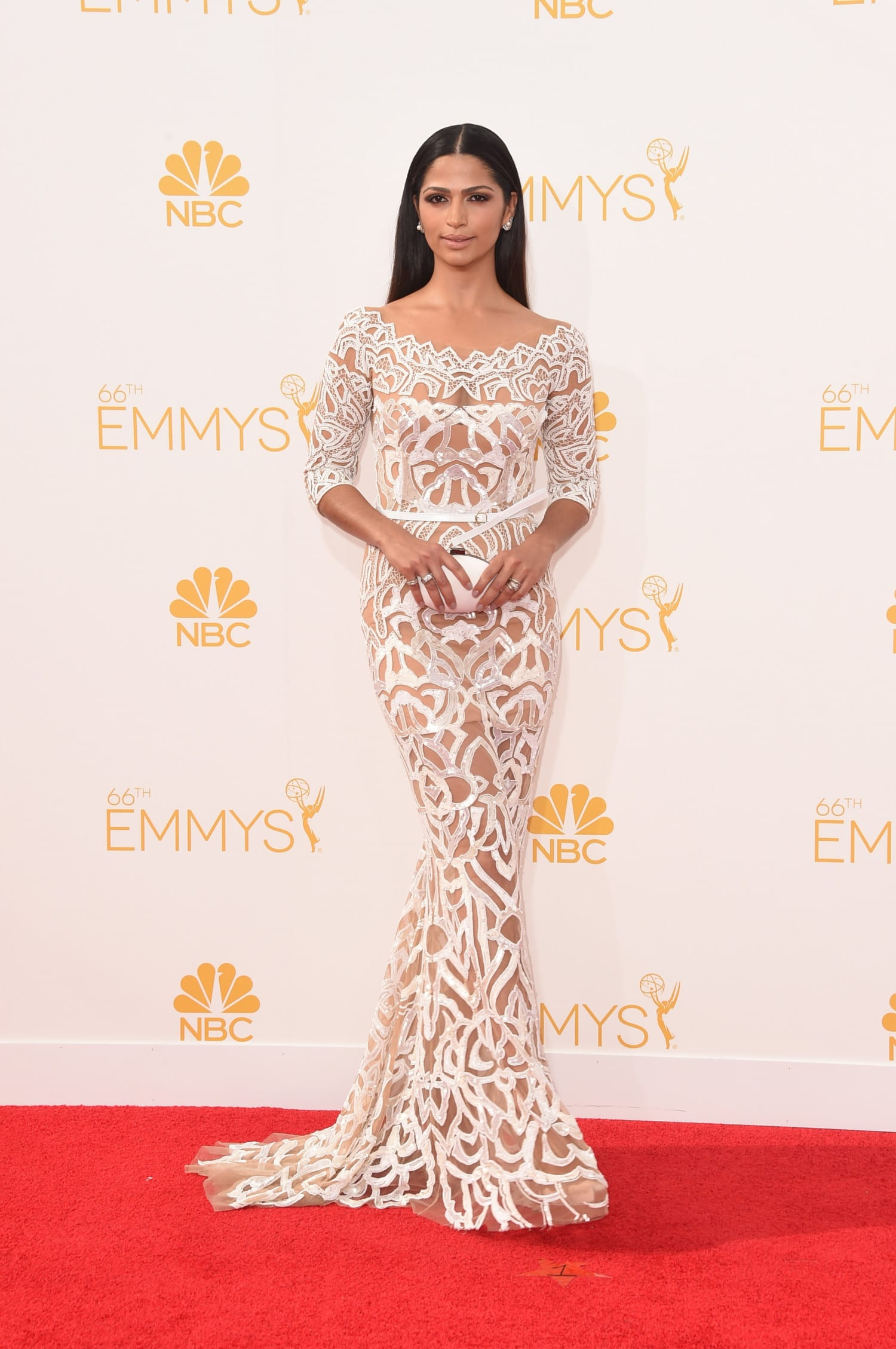 Camila Alves 2014 emmys photo