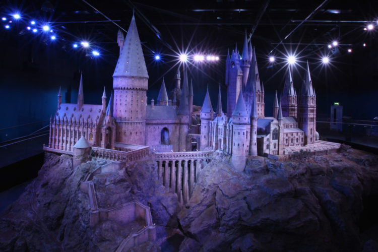 Inside The Harry Potter Experience At Leavesden Studios