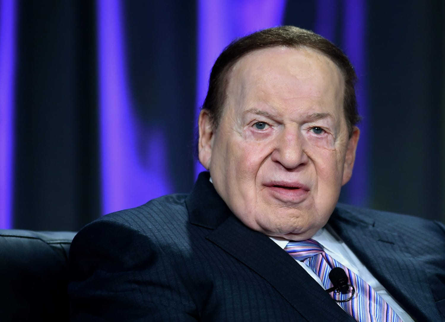 Sheldon Adelson photo