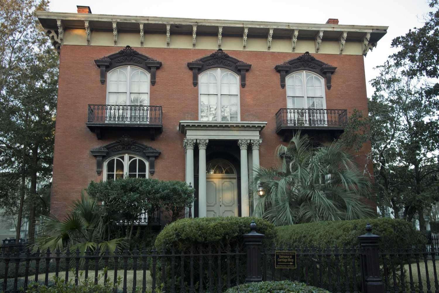 mercer williams house photo