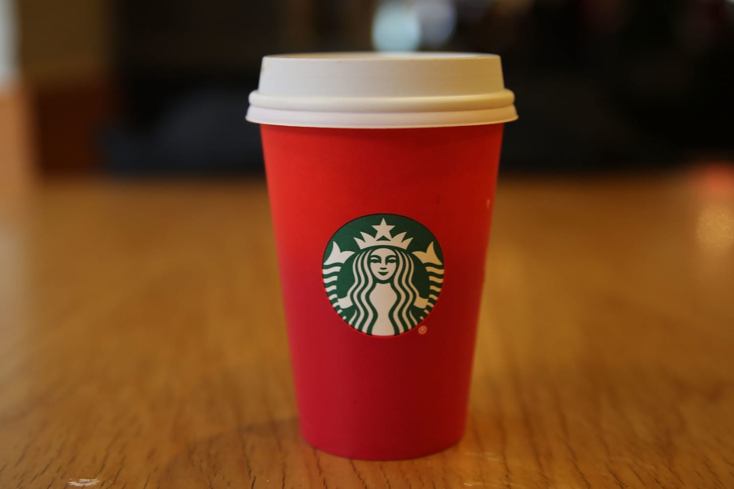 starbucks holiday cup photo