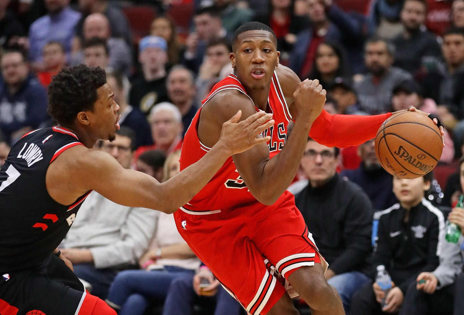 kris dunn horizontal photo