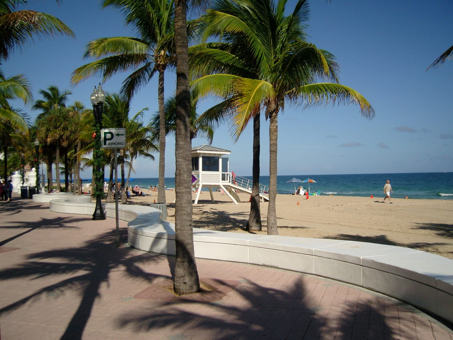 fort lauderdale beach photo
