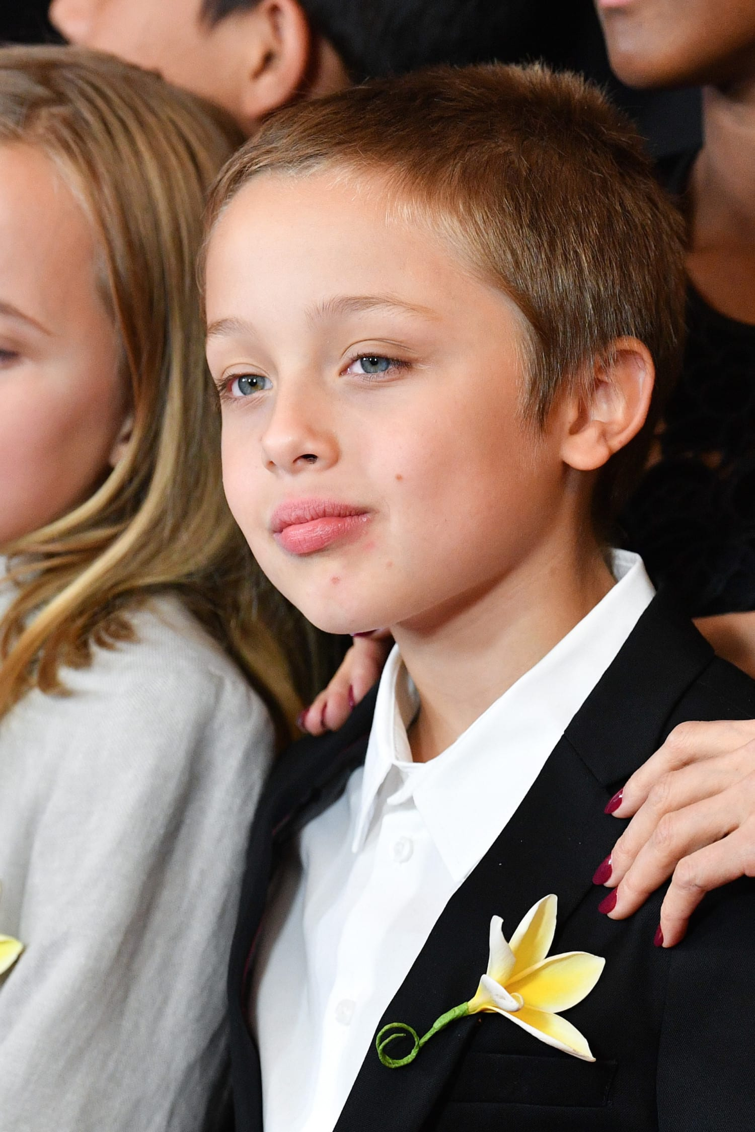 Where Brad Pitt And Angelina Jolie's Kids Are Today - Simplemost