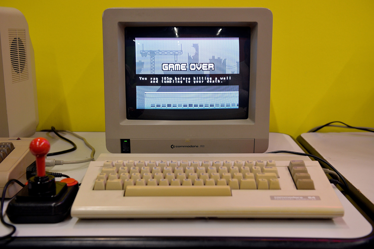commodore 64 photo
