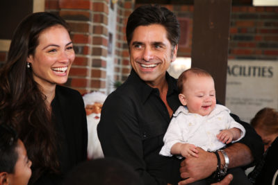 John Stamos Named As National Spokesman For Childhelp National Child Abuse Hotline At A Special Event
