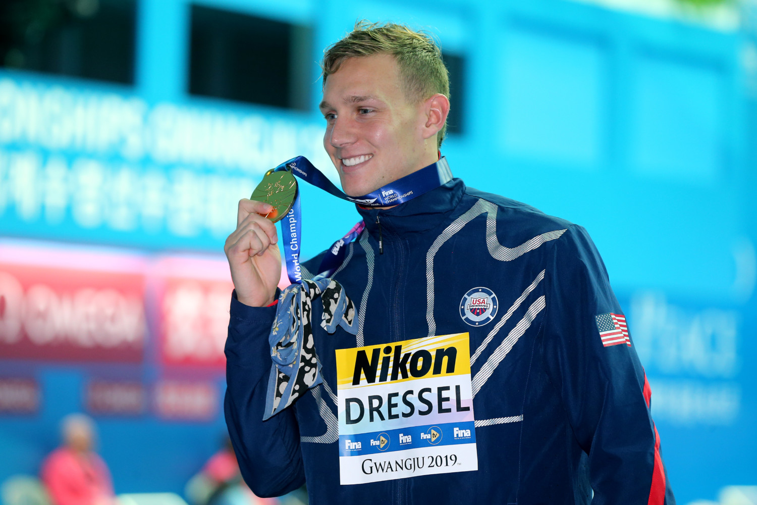 Caeleb Dressel photo