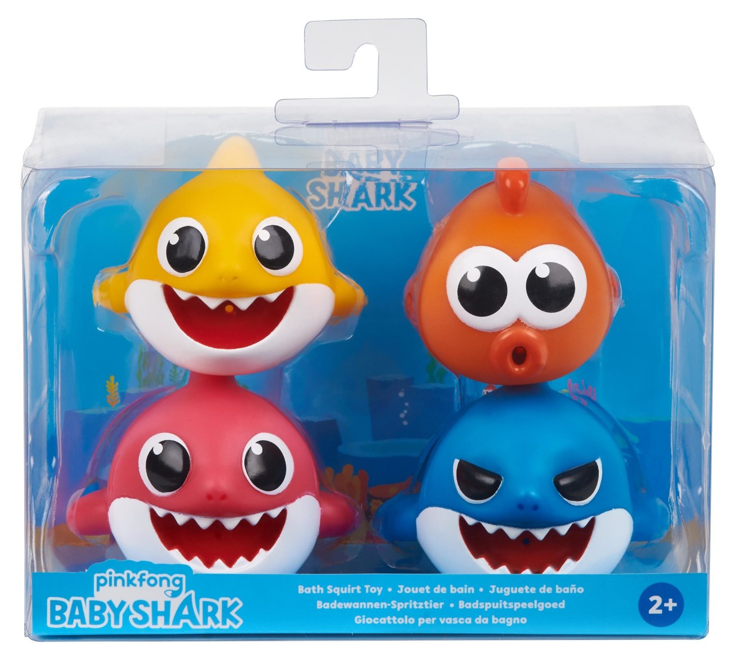 All The Baby Shark Toys On The Market