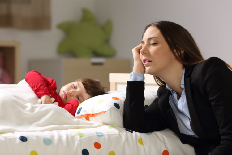 Parents Get The Least Sleep When Kids Are This Age