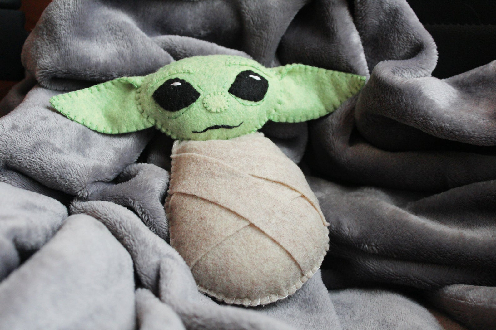 Don't Worry, You'll Soon Be Able to Buy Baby Yoda Merchandise