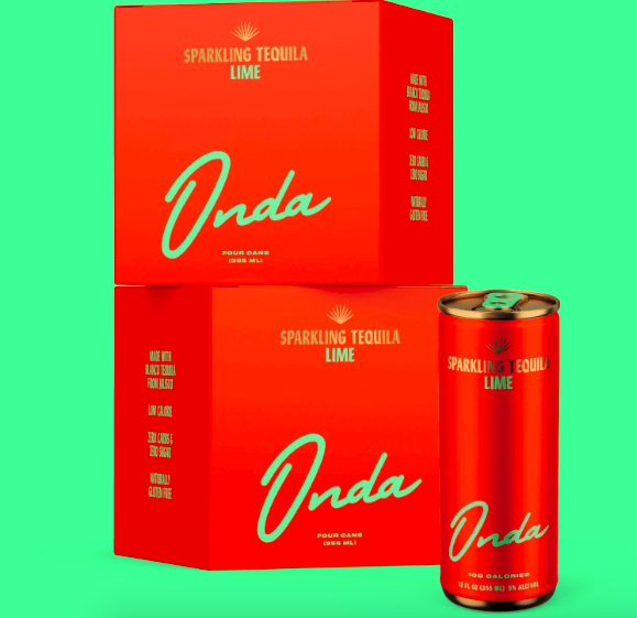 Buy 100-Calorie Sparkling Tequila Cocktails In A Can